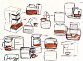 Product Sketch by Marcel Pater
